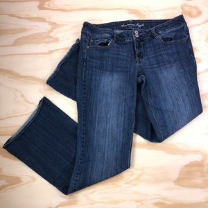 American Eagle Outfitters Artist Long Inseam Jeans